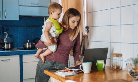 Organizacja pracy – Dom, dziecko jak to ogarnąć?