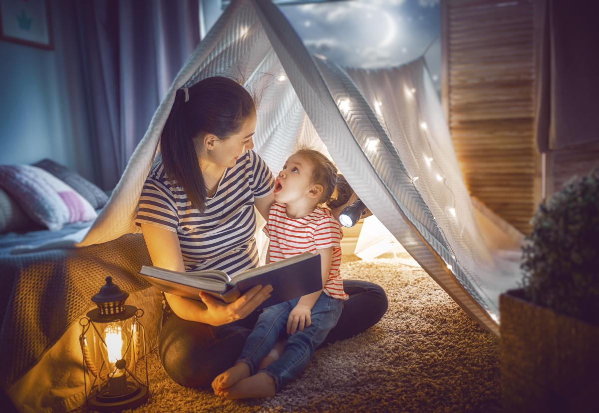 7 Sposobów na wyciszenie i dobry sen maluszka
