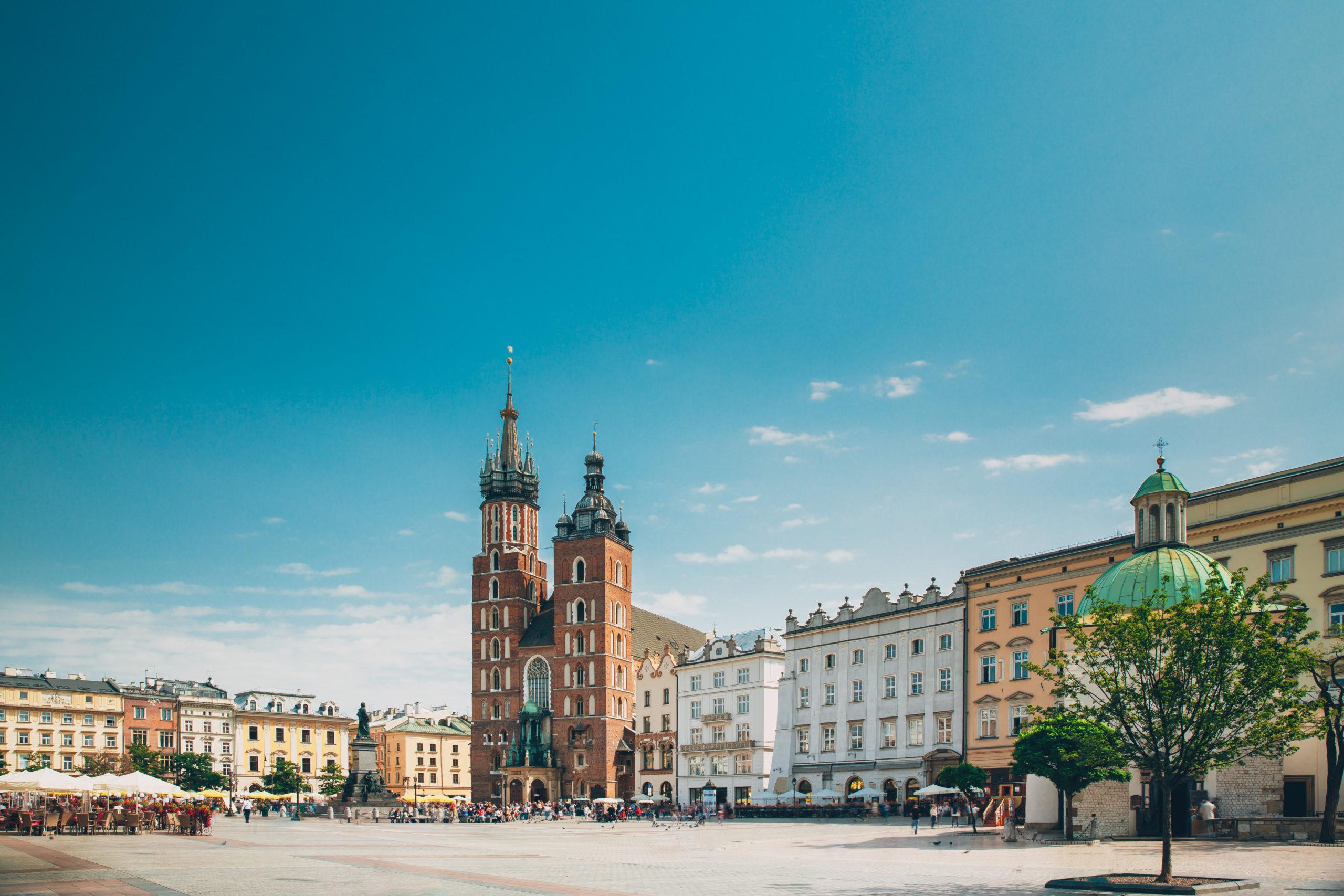 Kraków, umowa najmu okazjonalnego