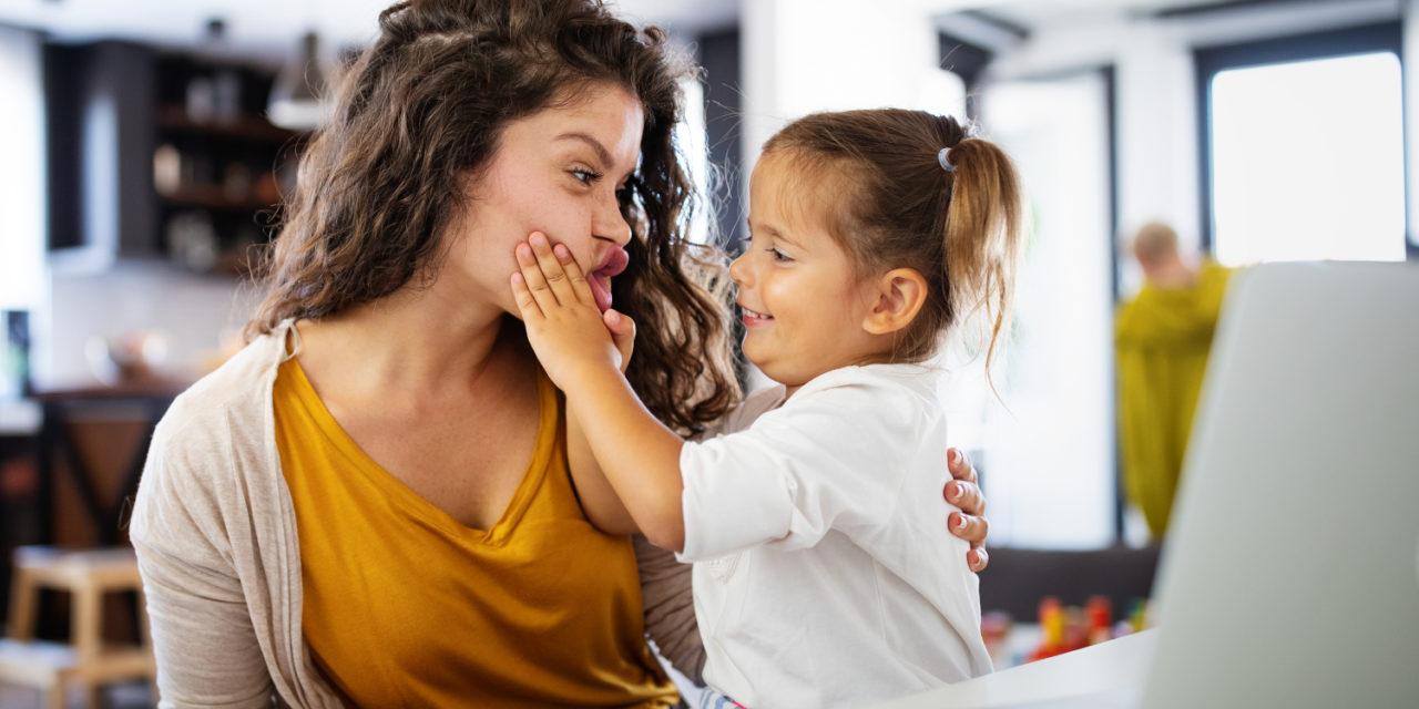 Jak być wydajnym jako zapracowana mama i realizować swoje marzenia!