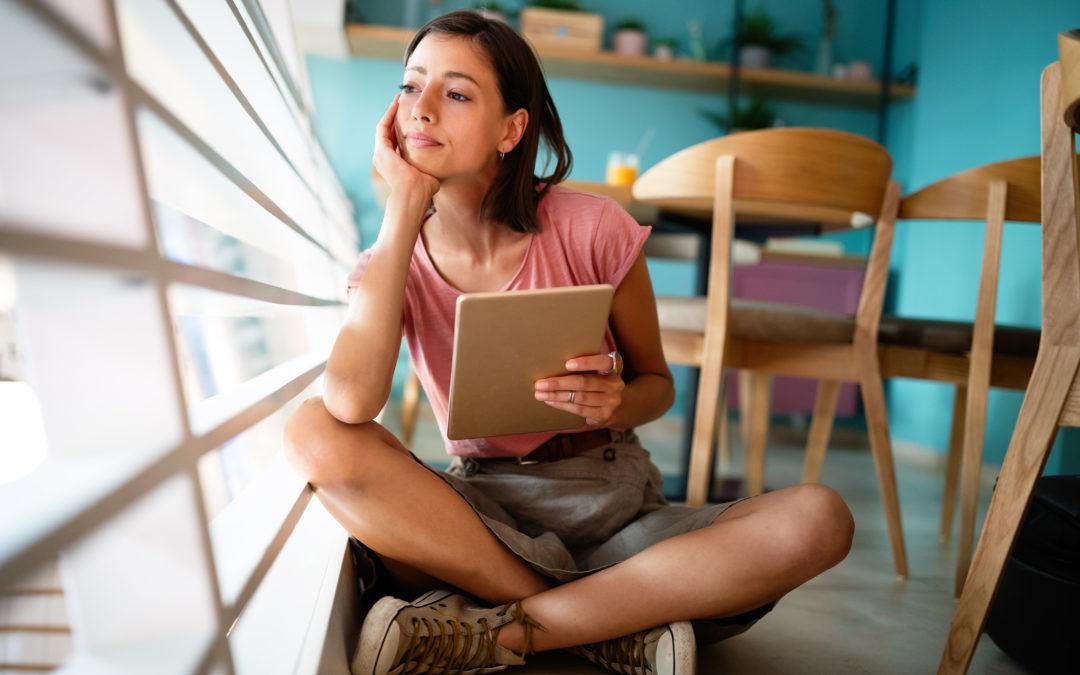 Blogowanie z negatywnymi emocjami, to nie może się udać!