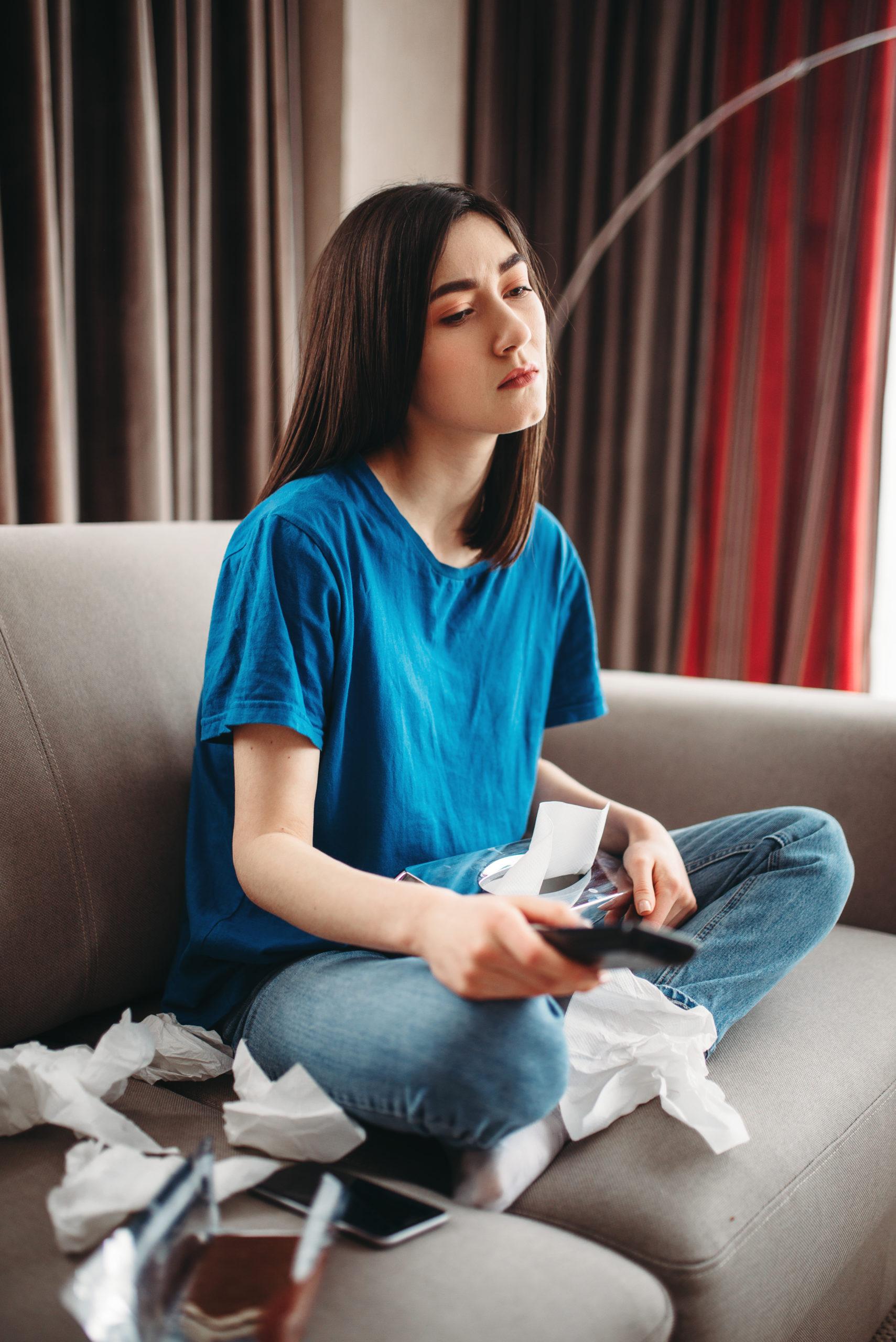 Porażka stres, brak pomysłu