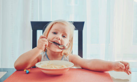 Ratunku! Moje dziecko nie chce jeść!