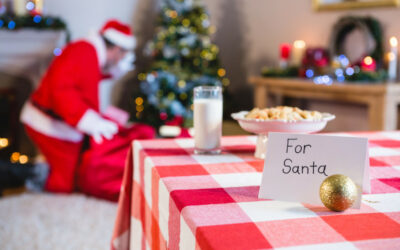 List do Świętego Mikołaja
