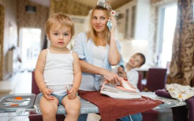 Co czuje Twoje Dziecko, gdy korzystasz z telefonu?