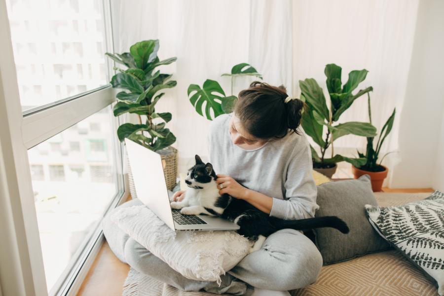Początki blogowania