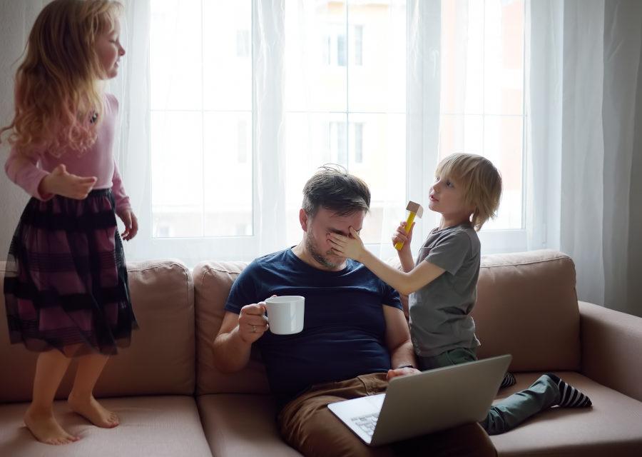 Chroniczne zmęczenie utrudnia wychowanie dzieci!